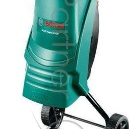 Садовые измельчители - Садовый измельчитель Bosch Axt 2000 Rapid 0600853500 { 2.000 W, 3.650 об/мин,..., 0