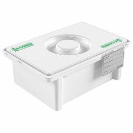Лабораторное и испытательное оборудование - Емкость-контейнер ЕДПО-3 полипропиленовый для дезинф. и предстерилизационной обр, 0