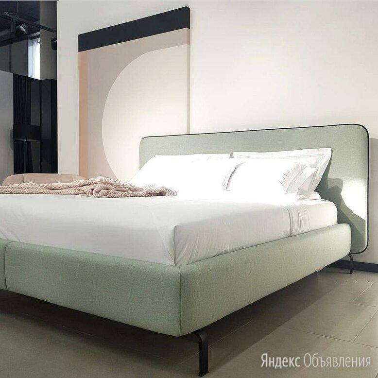 Кровать двуспальная 160*200 с ящиком для белья и ортапедом по цене 35000₽ - Кровати, фото 0