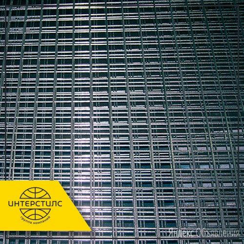 Сетка нержавеющая сварная 12Х18Н10Т 150х5 мм ГОСТ 23279-2012 по цене 1109₽ - Готовые строения, фото 0