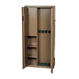 Сейфы - Шкаф для хранения оружия «ОШ-5П» ключевой сейфовый замок, 0