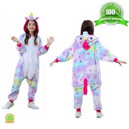 Кигуруми - Пижама кигуруми Звездный единорог, детский, 130-140 см, 0