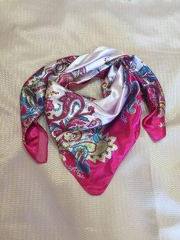 Шарфы и платки - Платок женский стильный шелковый, 0