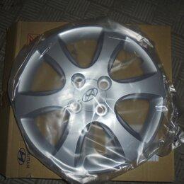Шины, диски и комплектующие - Hyundai Solaris 2010-2014 год Колпак колеса, 0