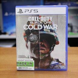 Игры для приставок и ПК - Call of Duty: Black Ops Cold War - PS5 Б.У (Обмен), 0