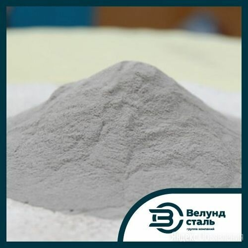Алюминиевый порошок ПАД-1 по цене 378₽ - Промышленная химия и полимерные материалы, фото 0
