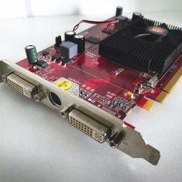 Видеокарты - Видеокарта ATI  HD3730 512МБ, 0