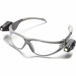 Средства индивидуальной защиты - Защитные очки 3М LED LIGHT VISION Clear PC AS/AF, 0