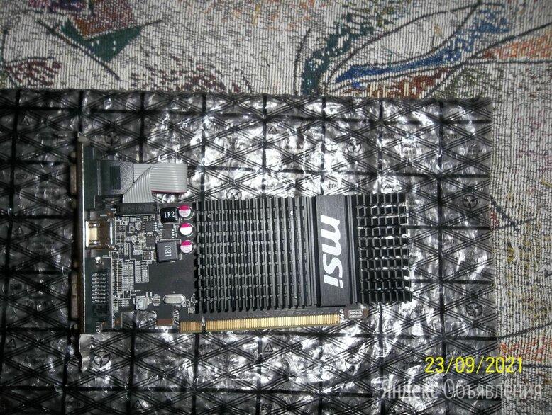 Видеокарта MSI R5 230 2GB по цене 2300₽ - Видеокарты, фото 0