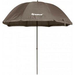 Зонты от солнца - Зонт с тентом NISUS прямой N-240-TZ, 0