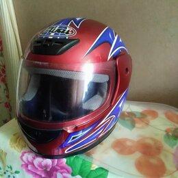 Мотоэкипировка - Шлем, 0
