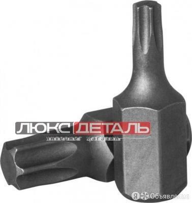 OMBRA 531335 Бита 55837 TORX, T35, длина 30 мм, шестигранник, 10 мм  по цене 106₽ - Для дрелей, шуруповертов и гайковертов, фото 0