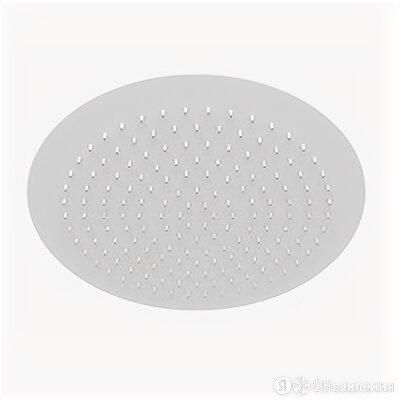 Верхний душ WasserKraft Mindel 300мм нержавеющая сталь белый матовый A161 по цене 7590₽ - Насосы и комплектующие, фото 0