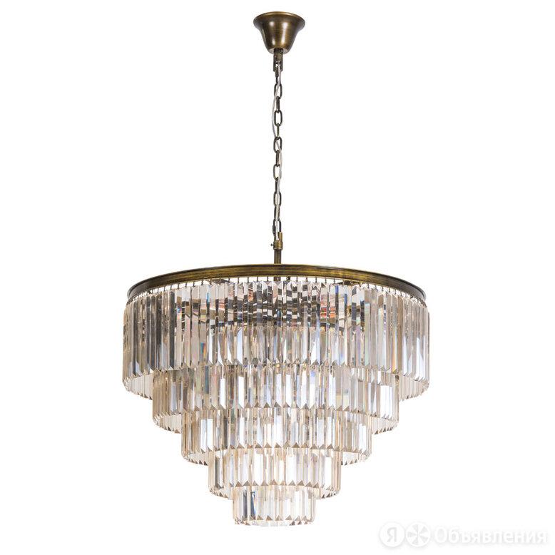 Подвесная люстра Divinare NOVA по цене 62719₽ - Люстры и потолочные светильники, фото 0