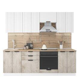 Мебель для кухни - Кухня Норд Stoun 2,4 м, 0