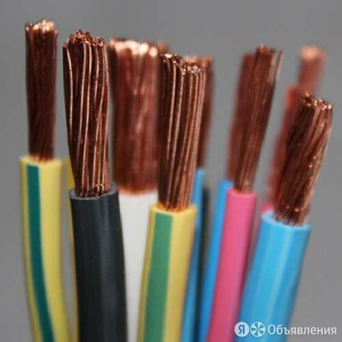 Установочный провод ПуГВ ГОСТ 31947-2012 по цене 109121₽ - Металлопрокат, фото 0