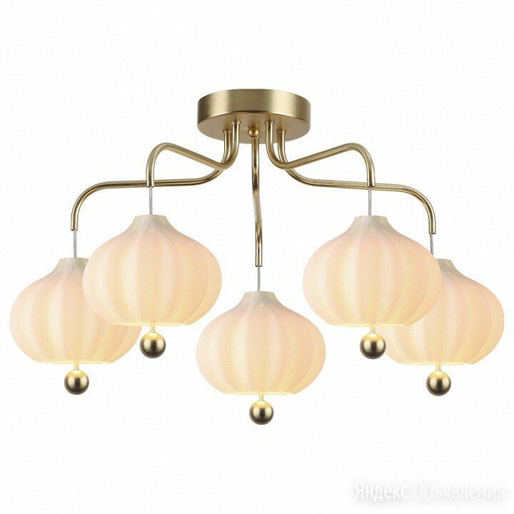 Потолочная люстра Lumion Juliet 4459/5C по цене 16179₽ - Люстры и потолочные светильники, фото 0
