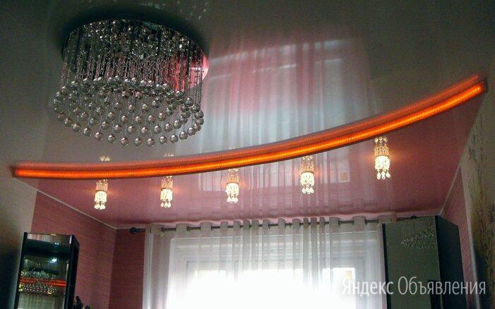 Натяжной потолок по цене 350₽ - Потолки и комплектующие, фото 0