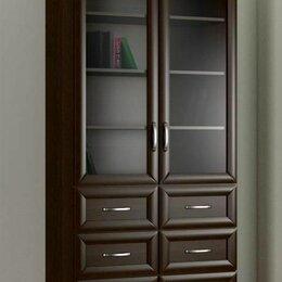 Шкафы, стенки, гарнитуры - Шкаф книжный БИБЛИОГРАФ, 0