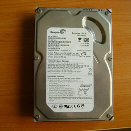 "Жёсткие диски и SSD - Жесткий диска Seagate Barracuda 7200rpm Sata 120gb 3.5"", 0"