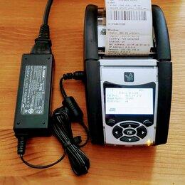 Принтеры чеков, этикеток, штрих-кодов - Мобильный термо принтер этикеток Zebra QLn220, 0