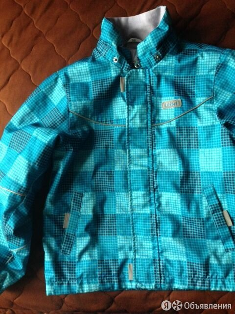 Куртка Lassie демисезон 128 по цене 500₽ - Куртки и пуховики, фото 0