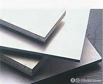 Дюралевая плита Д16, Д16т, Д194АТВ 34,0мм по цене 94₽ - Готовые строения, фото 0