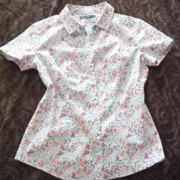Блузки и кофточки - Женская хб блуза премиум  Fun Day, 0