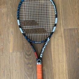 Ракетки - Детская теннисная ракетка Babolat puredrive junior 25, 0