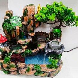 Декоративные фонтаны и панели - Декоративный водопад настольный, 0