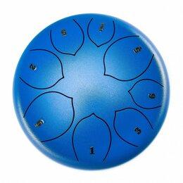 Ударные установки и инструменты - Foix FTD-108F-BL Глюкофон, 25см, Фа мажор, синий, 0
