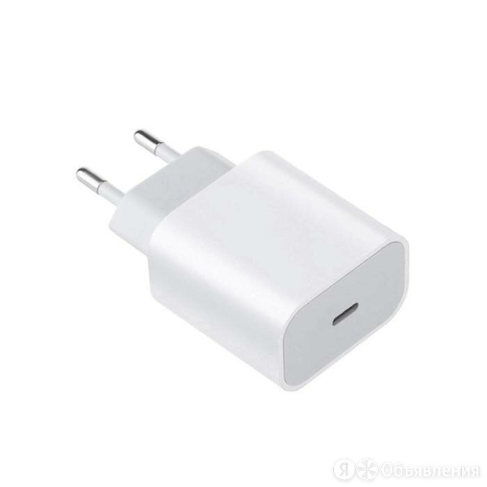 Сетевое зарядное устройство Xiaomi Mi  charger (BHR4927GL), USB Type-C, 3А, 2... по цене 1424₽ - Зарядные устройства и адаптеры, фото 0