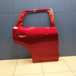 Кузовные запчасти - Дверь правая задняя Mazda CX-5 2017-, 0