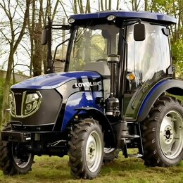 Мини-тракторы - Трактор Lovol TB-504 (Generation III), 0