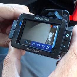 Автоэлектроника и комплектующие - Авто видеорегистратор с радар-детектором, 0