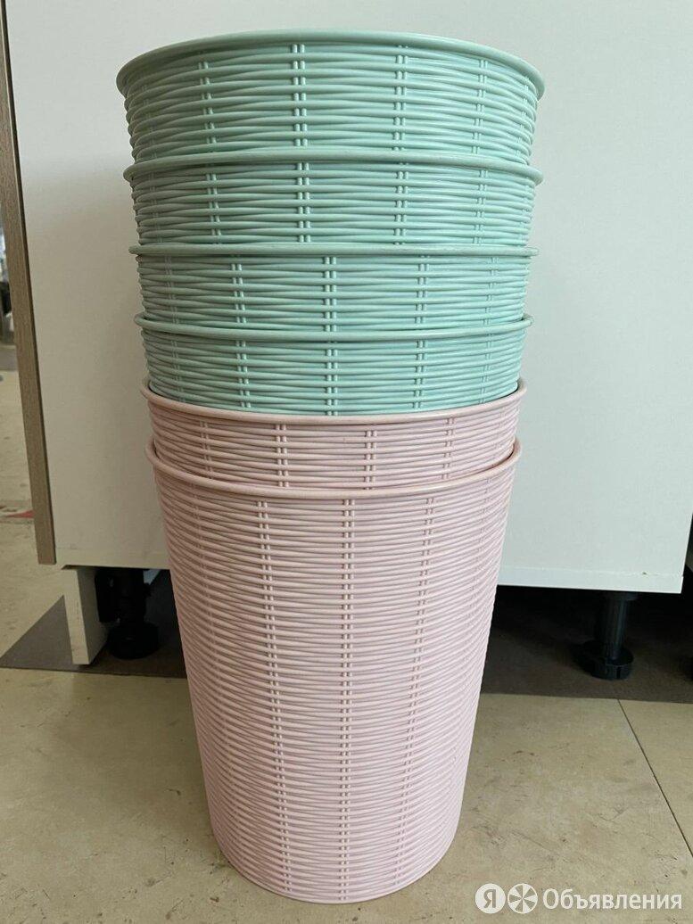 Ведро для мусора ZP-3041 по цене 263₽ - Мусорные ведра и баки, фото 0