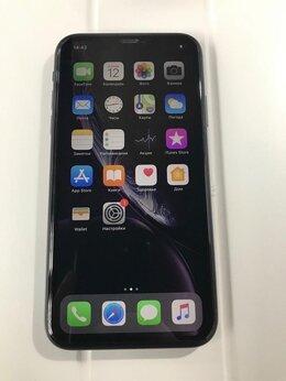 Мобильные телефоны - iPhone XR black 64gb, 0