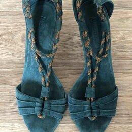 Босоножки - Женская обувь Massimo Dutti, 0