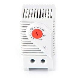 Аксессуары и запчасти - Термостат для нагревателей регулировка 0-60 градусов 2А(240V AC/30V DC NC) эл..., 0