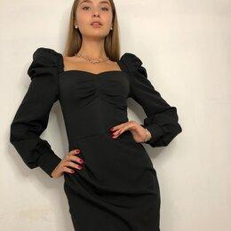 Платья - Платье бандажное , 0