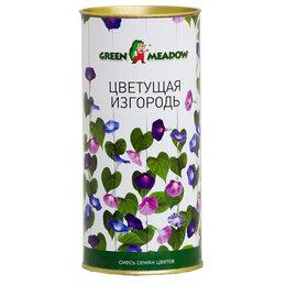 Газоны - Смесь семян цветов GREEN MEADOW Цветущая изгородь, 0