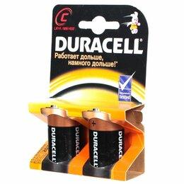 Батарейки - Батарейки Duracell LR14-2BL 2шт, 0