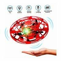 Квадрокоптеры - Индуктивный мини - дрон НЛО SP330 квадрокоптер, 0