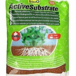 Грунты для аквариумов и террариумов - Tetra ActiveSubstrate Грунт питательный 6 л, 0
