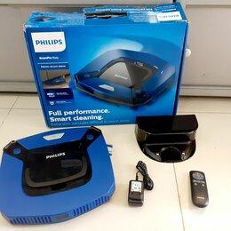 Роботы-пылесосы - Робот-пылесос Philips FC8792/01, 0