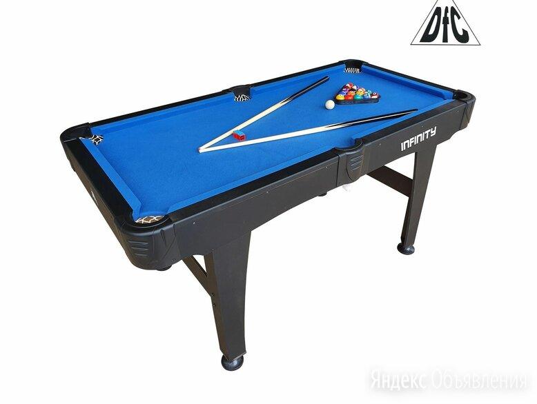 Игровой стол - бильярд DFC INFINITY по цене 22990₽ - Игровые столы, фото 0