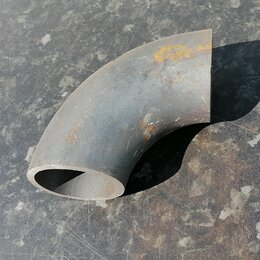 Комплектующие водоснабжения - Отвод стальной металл, 0