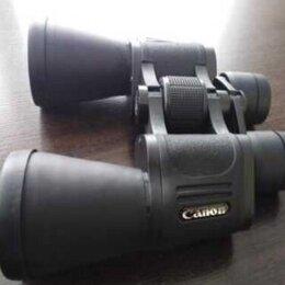 Бинокли и зрительные трубы - Чёрный бинокль canon 70.70, 0