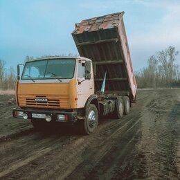 Строительные смеси и сыпучие материалы - Доставим Песок, Щебень, Пгс, Чернозём. , 0
