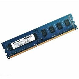 Модули памяти - DDR3 2 GB 1066MHz  Elpida для ПК, 0